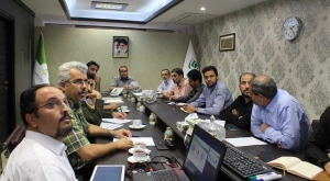 جلسه آغازین پروژه اطلس ونک