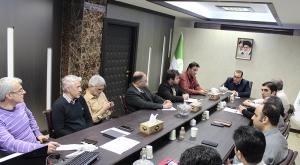 برگزاری جلسه افتتاحیه (Opening meeting)