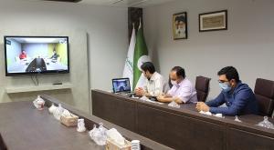 برگزاری آنلاین جلسات ارزیابی عملکرد پرسنل شرکت عمران اطلس توسط شرکت ایرانیان اطلس