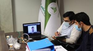 برگزاری جلسات مراقبتی گواهینامه های ISO