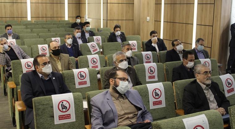 مجمع عمومی عادی صاحبان سهام شرکت عمران اطلس ایرانیان برگزار شد